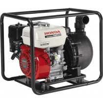 Мотопомпа бензинова Honda WMP20X1 для откачки химических жидкостей