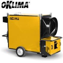 Нагреватель воздуха высокой мощности Oklima SМ 580 (магистральный природный газ)