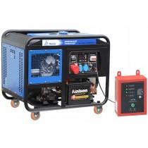 Дизель генератор TSS SDG 12000EH3A с АВР