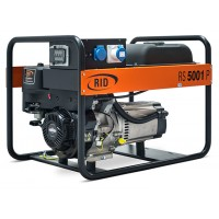 Бензиновый генератор RID RS 5001 P