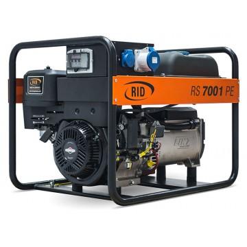 Бензиновый генератор RID RS 7001 PE