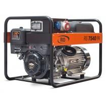 Бензиновый генератор RID RS 7540 PAE