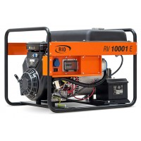 Бензиновый генератор RID RV 10001 E