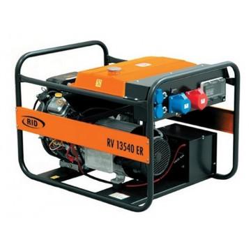 Бензиновый генератор RID RV 13540 ER