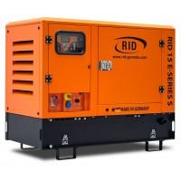 Дизельный генератор RID 15/1 E-SERIES-S