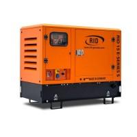 Дизельный генератор RID 15 E-SERIES-S