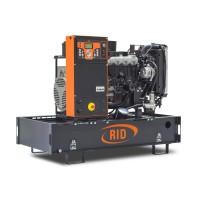 Дизельный генератор RID 15 E-SERIES