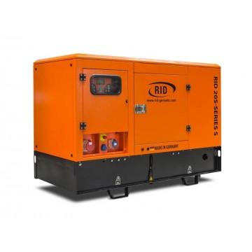 Дизельный генератор RID 20 S-SERIES-S