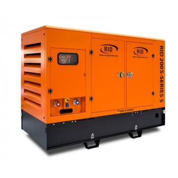 Дизельный генератор RID 200 S-SERIES-S