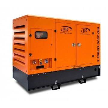 Дизельный генератор RID 250 S-SERIES-S