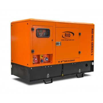 Дизельный генератор RID 40 S-SERIES-S