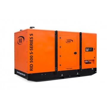 Дизельный генератор RID 500 S-SERIES-S