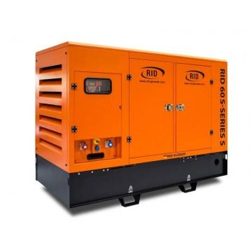 Дизельный генератор RID 60 S-SERIES-S
