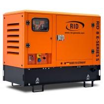 Дизельный генератор RID 8 E-SERIES-S