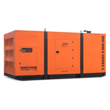 Дизельный генератор RID 900 E-SERIES-S