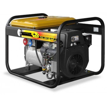 Бензиновый генератор Robin-Subaru EB 14.0/230-SLE