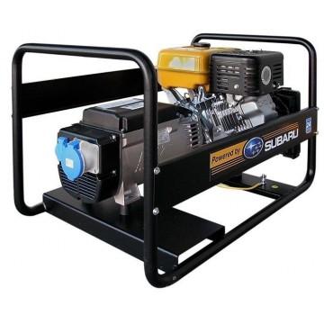 Бензиновый генератор Robin-Subaru EB 7.0/230-S