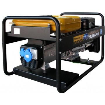 Бензиновый генератор Robin-Subaru EB 7.0/230-SL