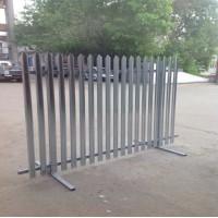 Забор из штакетника РСЧ-1,25