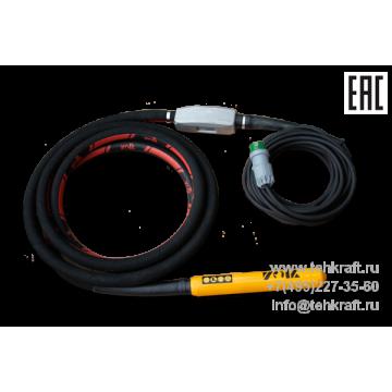 Вибратор высокочастотный глубинный VOLK 50V