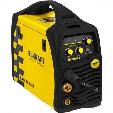 Инвертор сварочный Elkraft EASY MIG 200 (N220)