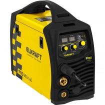 Инвертор сварочный Elkraft PRO MIG 160 Synergy (N227)