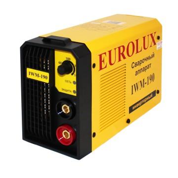 Сварочный аппарат инверторный Eurolux IWM190