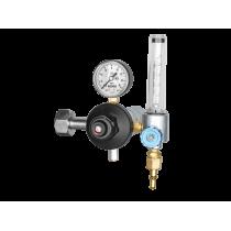 Регулятор расхода газа углекислотный Сварог У-30-КР1П-Р ( манометр + ротаметр) с подогревателем