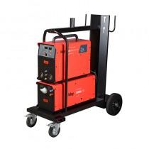 FUBAG INTIG 320 T W DC PULSE с горелкой FB TIG 18 5P 4m, модулем охлаждения и тележкой