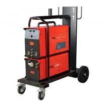 FUBAG INTIG 400 T W AC/DC PULSE + горелка FB TIG 18 5P 4m + модуль охлаждения + тележка