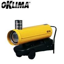 Тепловая пушка непрямого нагрева Oklima SE 120