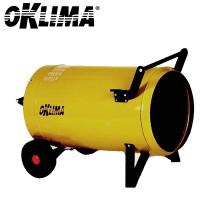 Газовые тепловые пушки прямого нагрева Oklima SG 420 A