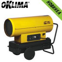 Тепловая пушка прямого нагрева Oklima SD 240