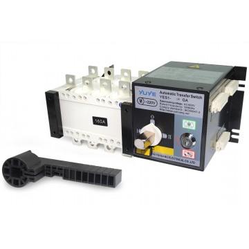 Реверсивный рубильник YES1-160GA/4P In160A