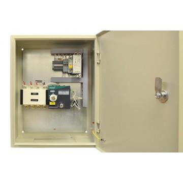 Блок АВР 30-50 кВт СТАНДАРТ (100А)