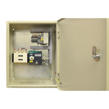 Блок АВР 250-320 кВт СТАНДАРТ (630А)