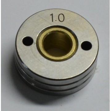 Ролик V 0.8/1,0 для полуавтоматов PRO MIG/MMA 400F / 500F