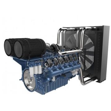Двигатель дизельный Baudouin 6M33G715/5e2