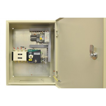 Блок АВР 70-80 кВт СТАНДАРТ (160А, РКН)